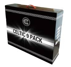 Celtic Fireworks Celtic 9 Pack