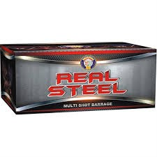 Brothers Pyrotechnics Real Steel
