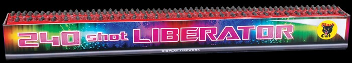 Black Cat Fireworks Liberator