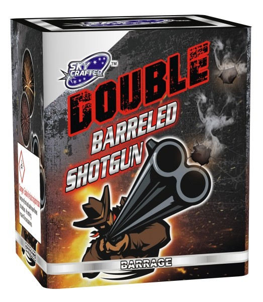 Sky Crafter Double Barrelled Shotgun