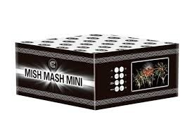 Celtic Fireworks Mish Mash Mini