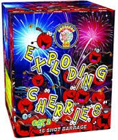 Brothers Pyrotechnics Exploding Cherries