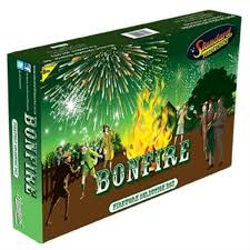 Black Cat Fireworks Bonfire Selection Box