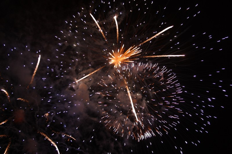 Display firework