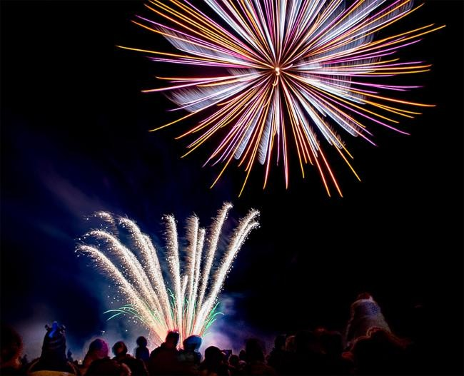 Thame Firework Display Event